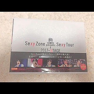 セクシー ゾーン(Sexy Zone)のSexy Zone/Sexy Zone Presents STAGE 2017(ミュージック)