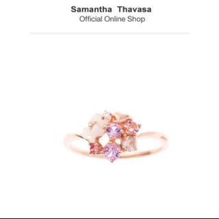 サマンサティアラ(Samantha Tiara)のサマンサティアラ   フラワーブーケリング(リング(指輪))