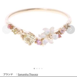 サマンサティアラ(Samantha Tiara)のサマンサティアラ  フラワーリング(リング(指輪))