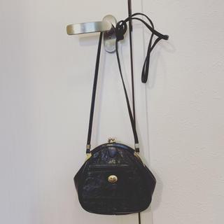 サンタモニカ(Santa Monica)のサンタモニカ  購入 ◆ vintage ショルダーバッグ レザー(ハンドバッグ)