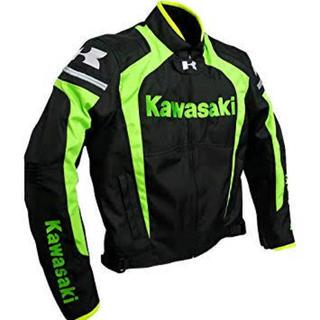 カワサキ - カワサキ ライディングジャケット