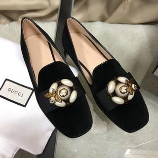Gucci - GUCCI  グッチ 靴/シューズ パンプス サイズ37