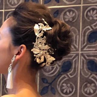 14f6d59b7d1cc ヴェラウォン(Vera Wang)のブライダル ヘッドドレス(ヘッドドレス ドレス)