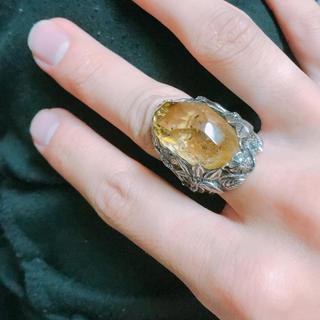 クロムハーツ(Chrome Hearts)のリリーエルランドソン ウィンターリング(リング(指輪))