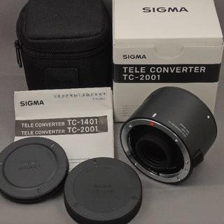 SIGMA - シグマ TC-2001 CanonEFマウント