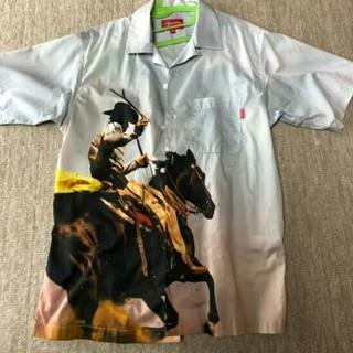 Supreme - supreme cowboy Shirt希少Sサイズ