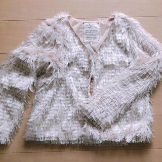 シマムラ(しまむら)のしまむら♡フリンジジャケット(カーディガン)