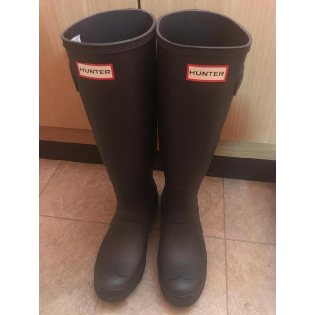 HUNTER(ハンター)のハンター  レインブーツ レディースの靴/シューズ(レインブーツ/長靴)の商品写真