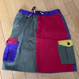 チャムス(CHUMS)のCHUMS スカート サイズM チャムス(ひざ丈スカート)