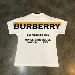 バーバリー(BURBERRY)のBURBERRY バーバリー Tシャツ  メンズ XL(Tシャツ/カットソー(半袖/袖なし))