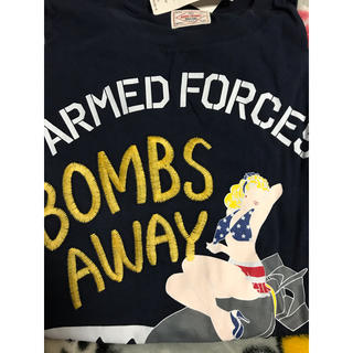 ロデオクラウンズワイドボウル(RODEO CROWNS WIDE BOWL)のロデオクラウンズ Tシャツ メンズ用M(Tシャツ/カットソー(半袖/袖なし))