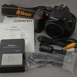 Nikon - ニコン D5500