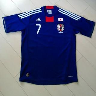 アディダス(adidas)の7 遠藤 日本代表 JAPAN JFA FIFA W杯  adidas (ウェア)