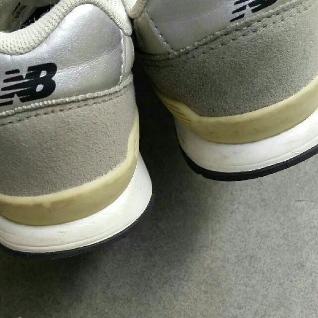 New Balance(ニューバランス)のお値下げ キッズ ニューバランス 996 レディースの靴/シューズ(スニーカー)の商品写真