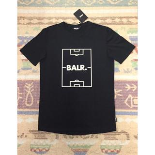 アディダス(adidas)のBALR.◆ボーラー ゴールTシャツ 黒L◆ダニアウヴェス ネイマール (Tシャツ/カットソー(半袖/袖なし))