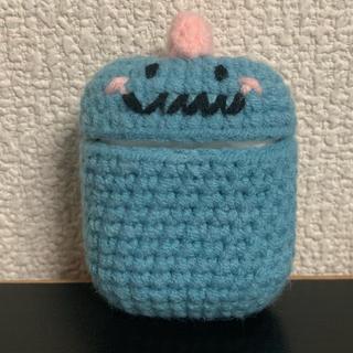 Apple - AirPods  かわいい 手編み ケース
