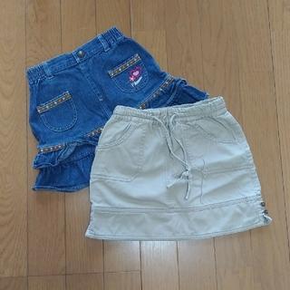 イーストボーイ(EASTBOY)のスカートセット 100(スカート)