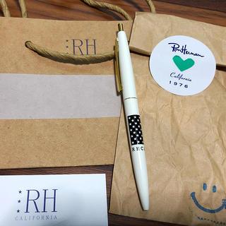 ロンハーマン(Ron Herman)のラッピング有 RH California ボールペン ロンハーマン  限定 新品(その他)