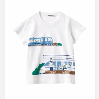 familiar - familiar 90 ファミちゃんお話Tシャツ 新品未使用品