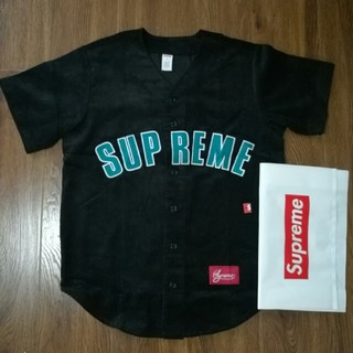 Supreme - 希少Ssupreme 18SS Corduroy Baseball Jersey