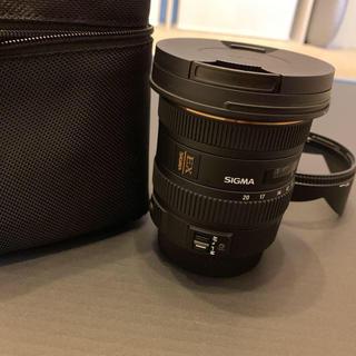 SIGMA - SIGMA 10-20 F3.5 Nikon用
