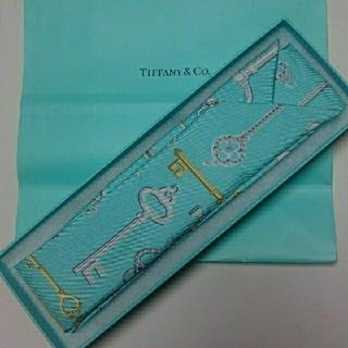 ティファニー(Tiffany & Co.)のTiffany  ティファニー ツイリー  スカーフ(バンダナ/スカーフ)