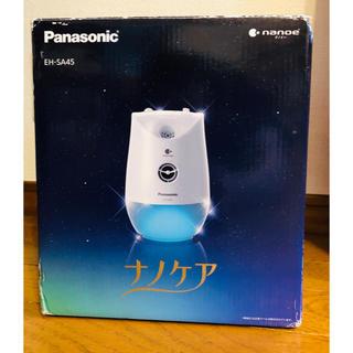 パナソニック(Panasonic)のパナソニック  ナノケア  EH-SA45-W(その他)