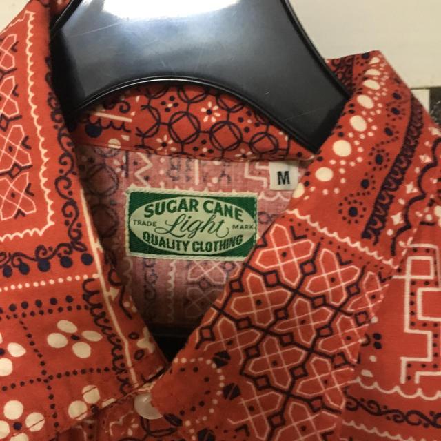 Sugar Cane(シュガーケーン)のSUGAR CANE シャツ メンズのトップス(シャツ)の商品写真