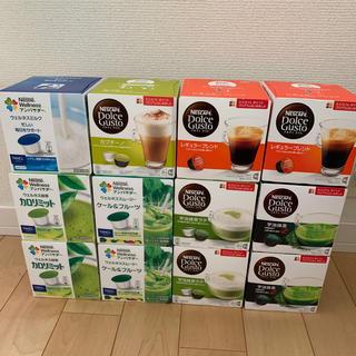 Nestle - ネッスル ネスレ ドルチェグスト  ウェルネス カプセル