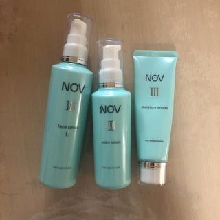 NOV - ノブ  III セット