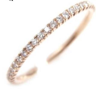カルティエ(Cartier)のCartierカルティエ エタンセル フルダイヤリング(リング(指輪))