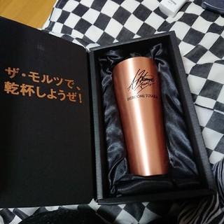 三代目 J Soul Brothers - 三代目J Soul Brothers 登坂広臣 サイン入 タンブラー