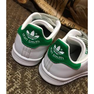 アディダス(adidas)のadidas スタンスミス アディダスオリジナルス サイズ19センチ(スニーカー)