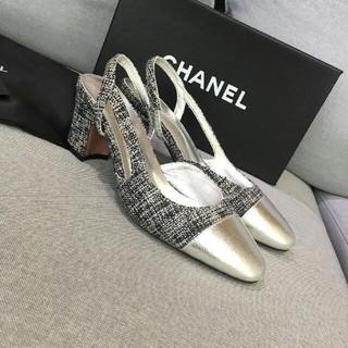 CHANEL - Chanel  ハイヒール