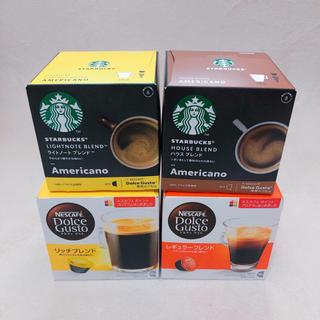 ネスレ(Nestle)のネスレ ドルチェグスト カプセルセット(コーヒー)