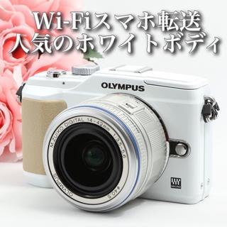 OLYMPUS - ★自分好みの写真を簡単撮影★スマホ転送★オリンパス   E-PL2