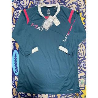 アディダス(adidas)の新品 アディダス 七分袖 Tシャツ Oサイズ(Tシャツ/カットソー(七分/長袖))