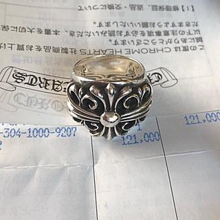クロムハーツ(Chrome Hearts)のクロムハーツキーパーリング(正規品)(リング(指輪))