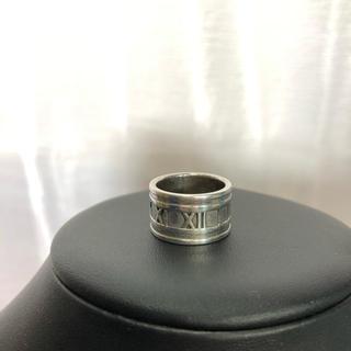 ティファニー(Tiffany & Co.)のTIFFANY ティファニー アトラス リング 正規品(リング(指輪))