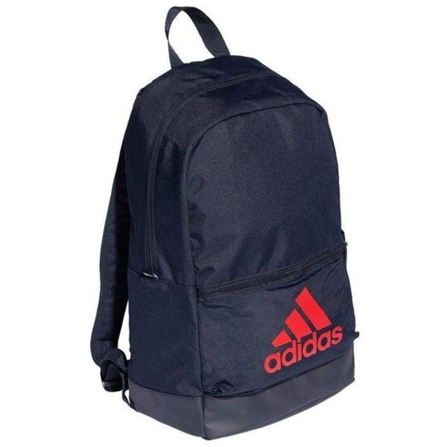 adidas(アディダス)の新品 アディダス クラシックロゴバックパック レディースのバッグ(リュック/バックパック)の商品写真