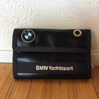 ビーエムダブリュー(BMW)のBMW Yachtsport  財布(折り財布)