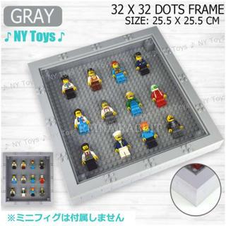 LEGO ミニフィグ ショーケース 額縁 ケース フレーム 25cm レゴ 互換