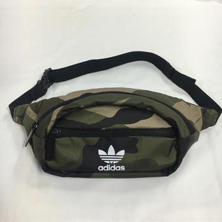 アディダス(adidas)のadidas 迷彩 ポーチ ボディ バッグ ユニセックス 新品未使用 送料無料(ボディバッグ/ウエストポーチ)