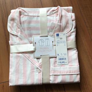 ジーユー(GU)のGU 半袖パジャマ Sサイズ(パジャマ)