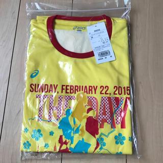 asics - 東京マラソン Tシャツ