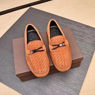 ボッテガヴェネタ(Bottega Veneta)のBottega Veneta ボッテガヴェネタ 靴/シューズ ローファー 靴革 (ドレス/ビジネス)
