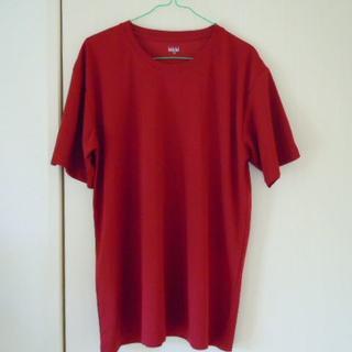 速乾性Tシャツ(SPEEDDRY) サイズLL あずき色(Tシャツ/カットソー(半袖/袖なし))