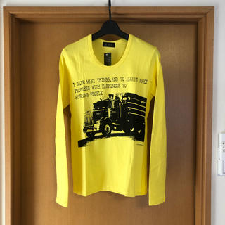 サージェントサルート(SERGEANT SALUTE)のLZG sergeantsalute 長袖Tシャツ 新品未使用 Sサイズ(Tシャツ/カットソー(七分/長袖))