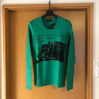 サージェントサルート(SERGEANT SALUTE)のLZG sergeantsalute 長袖Tシャツ 日本製 新品未使用(Tシャツ/カットソー(七分/長袖))