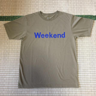 THE NORTH FACE - the north face weekend tシャツ Lサイズ